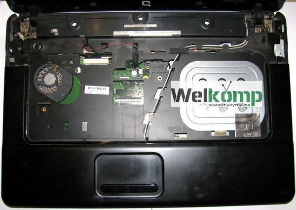 снятая клавиатура HP Compaq 615