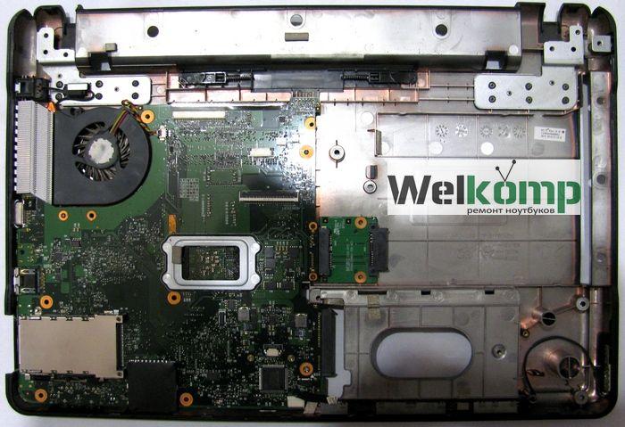 материнская плата ноутбука HP Compaq 615