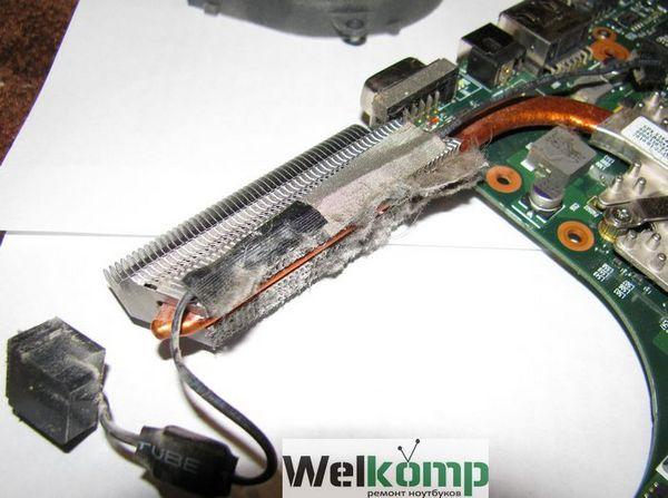 радиатор HP 615