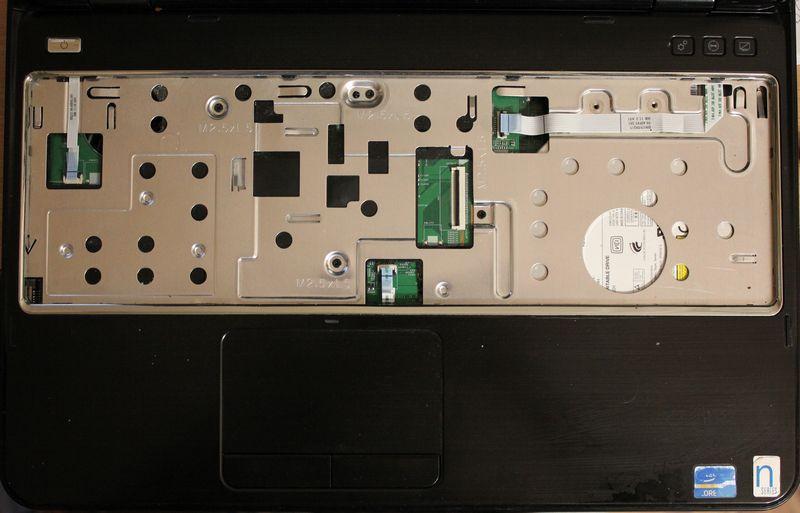Разборка Dell Inspiron N5110
