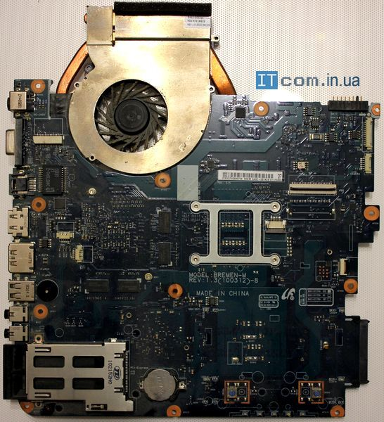 разборка ноутбука Samsung R780