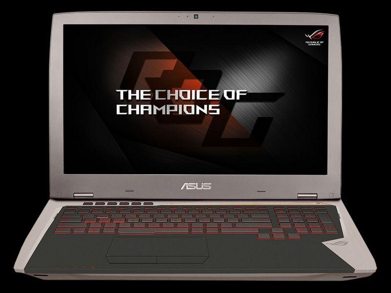 ноутбук Асус G701