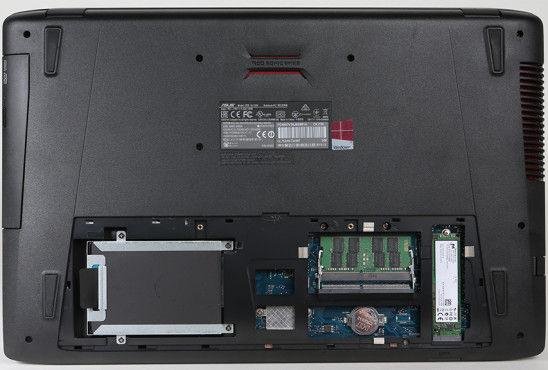 ноутбук Asus GL752VW