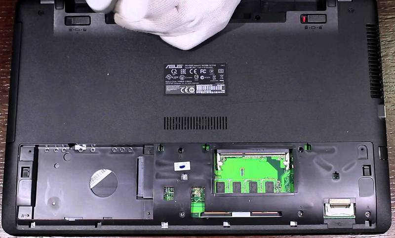 ноутбук Asus K550