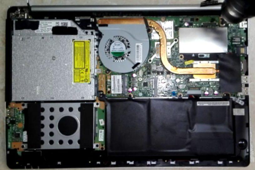 Ноутбук Асус K551LN