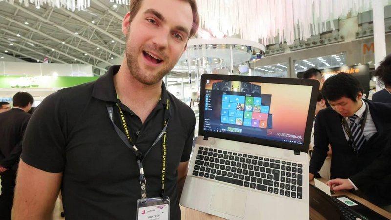 ноутбук Асус X441
