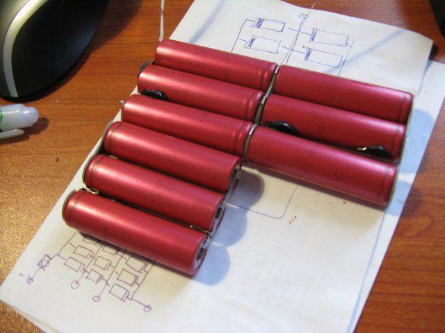 элементы батареи